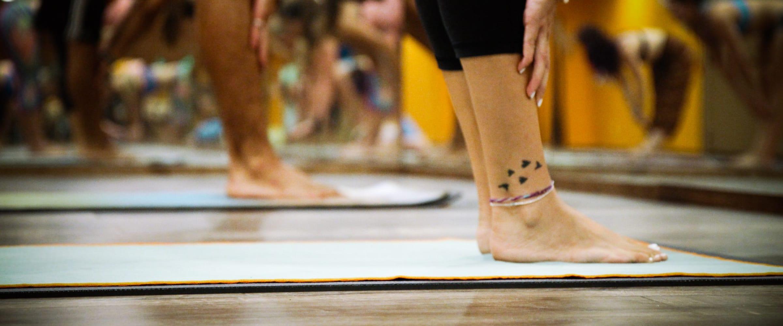 os tipos de yoga e os estilos