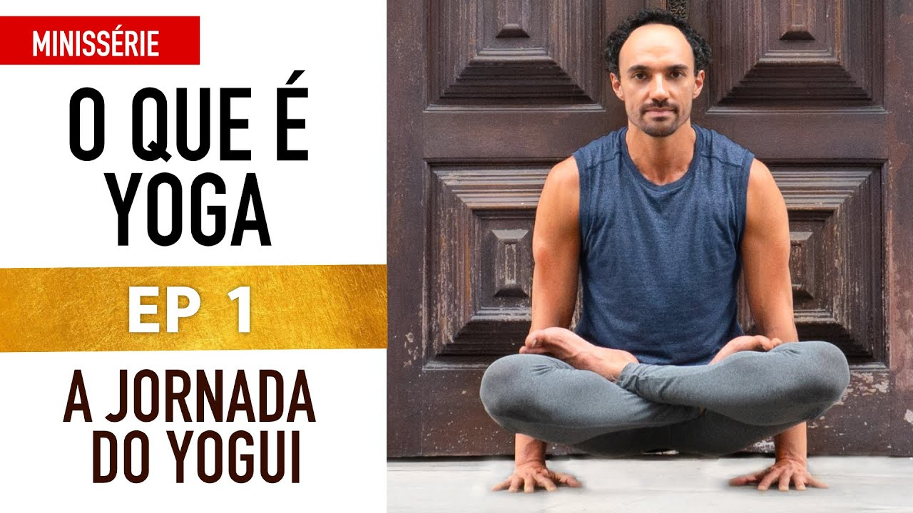 Episódio 1: A jornada do Yogi
