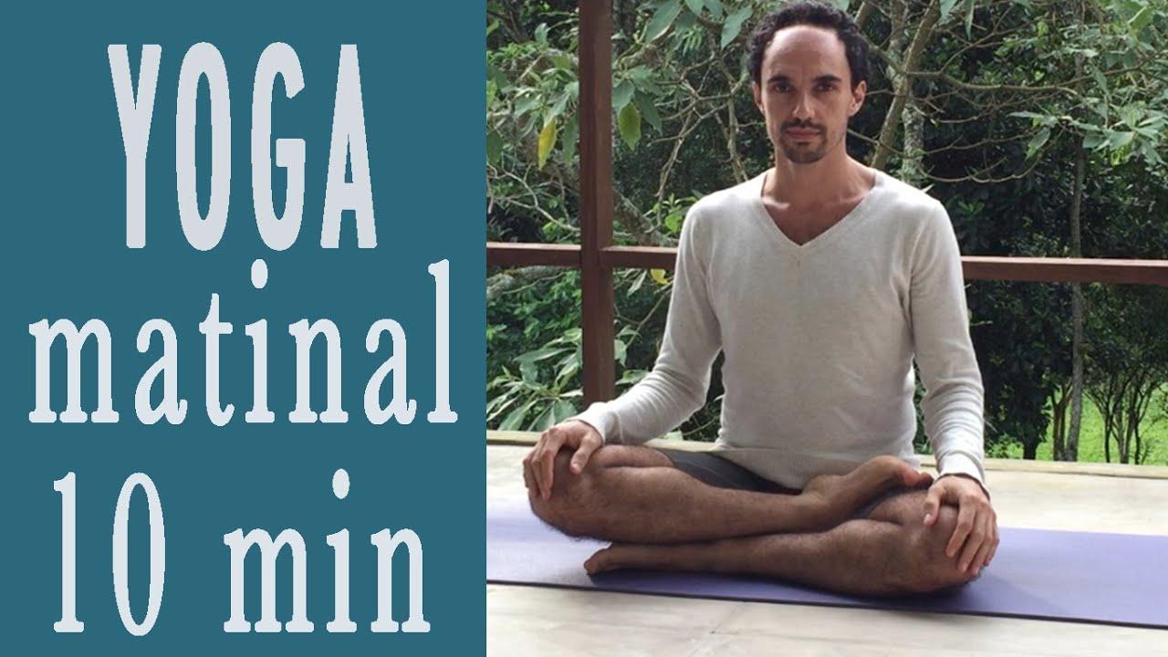 Yoga Matinal em 10 minutos