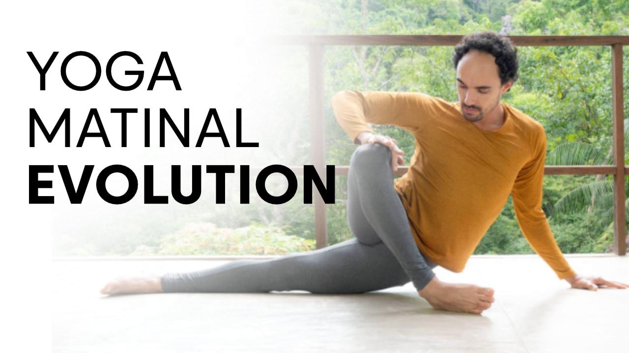 Yoga Matinal Evolution