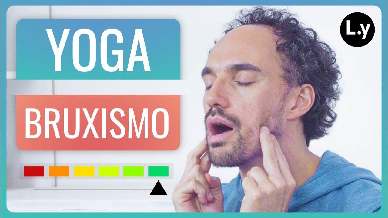 Yoga para Bruxismo e tensão na mandíbula
