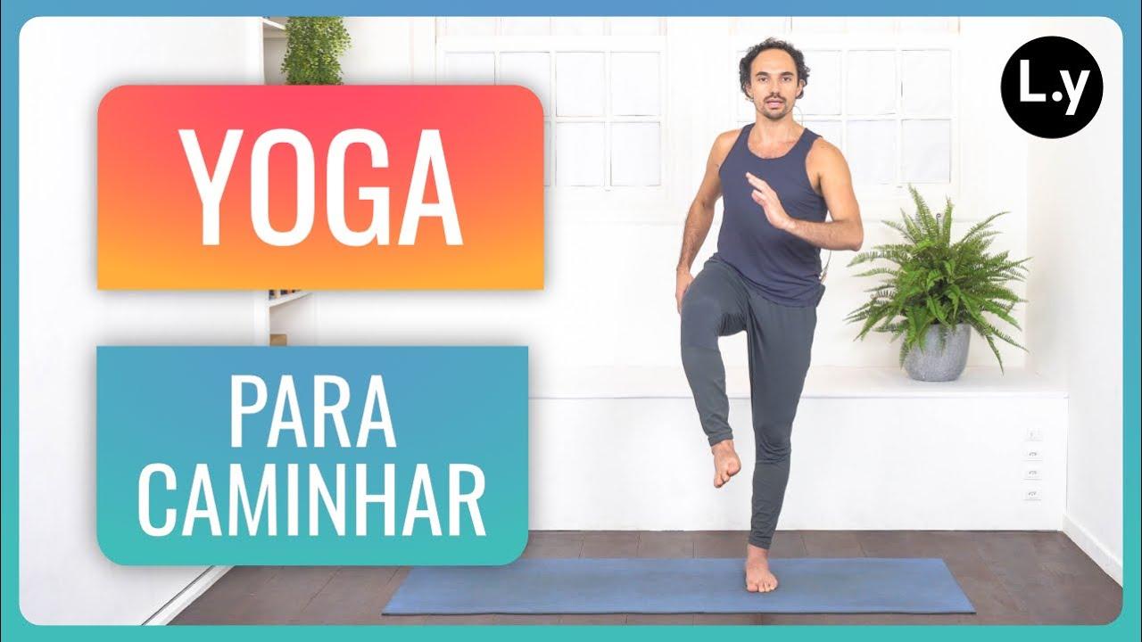Yoga para caminhar