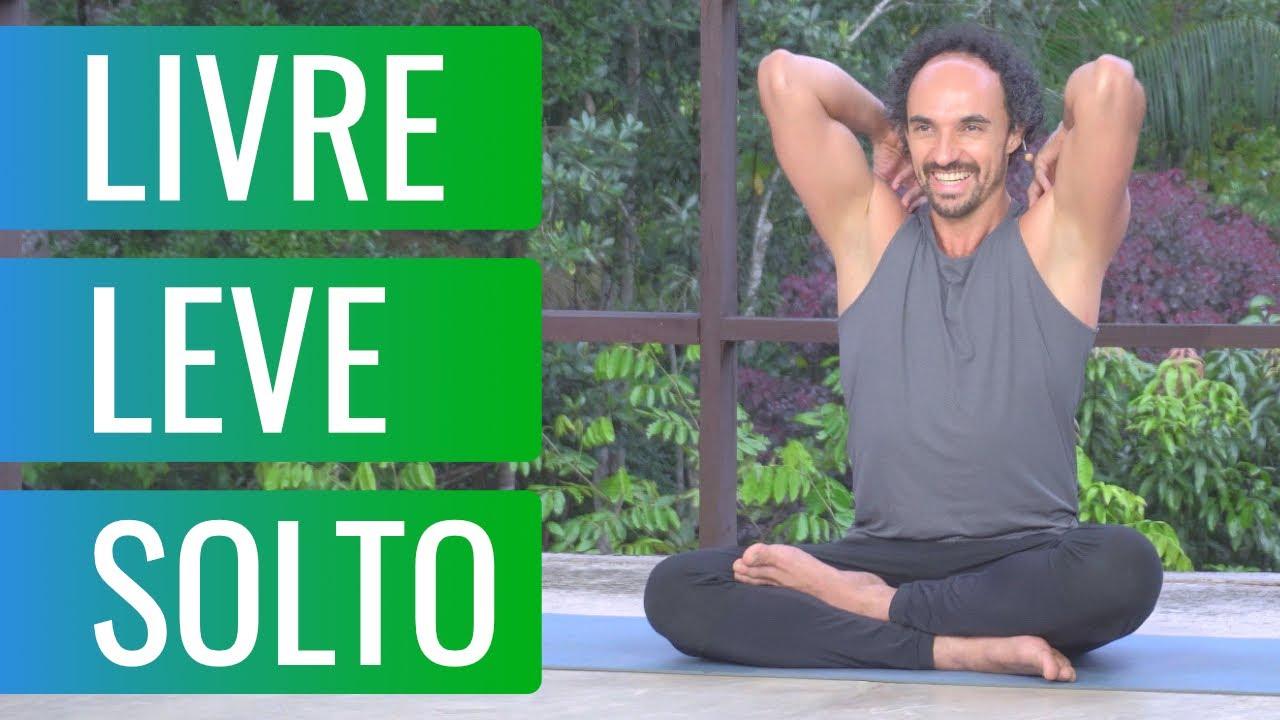 Yoga para pescoço, ombros e cervical