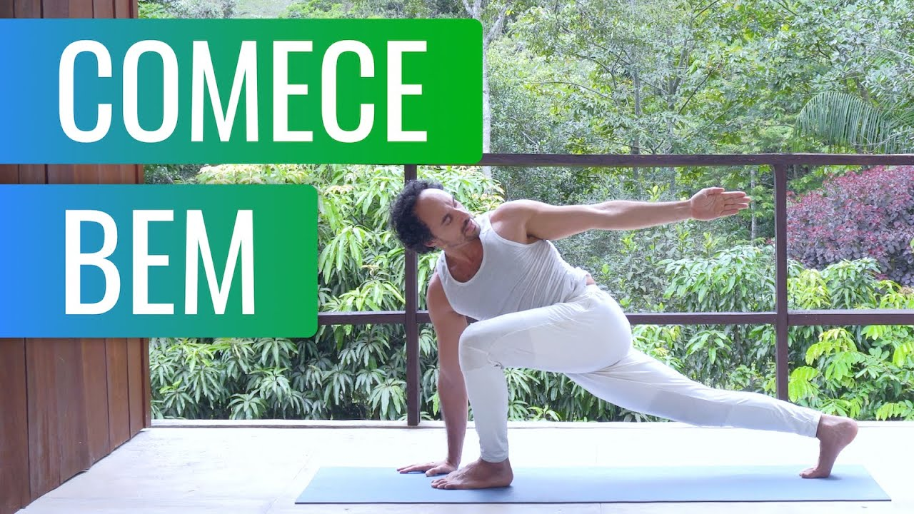 Yoga para um novo início